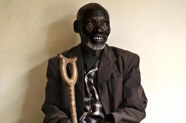 Kimani Nganga Maruge