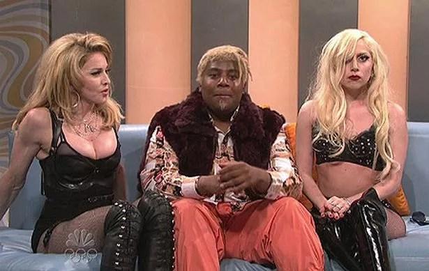 Gaga and Madonna have a long-running feud