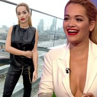 "Rita Ora vows to cover up on The Voice after viewers complained about her ""boobs falling out"""
