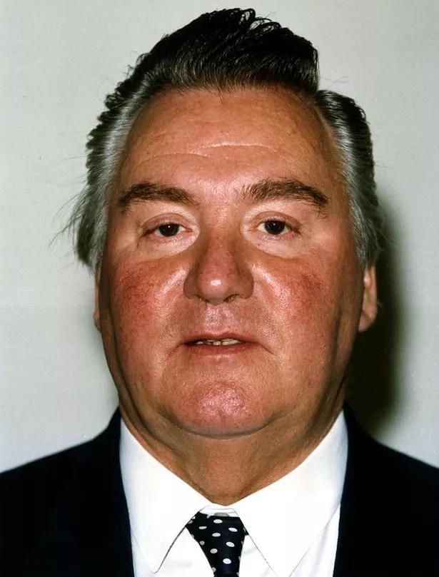 Geoffrey Dickens Conservative MP