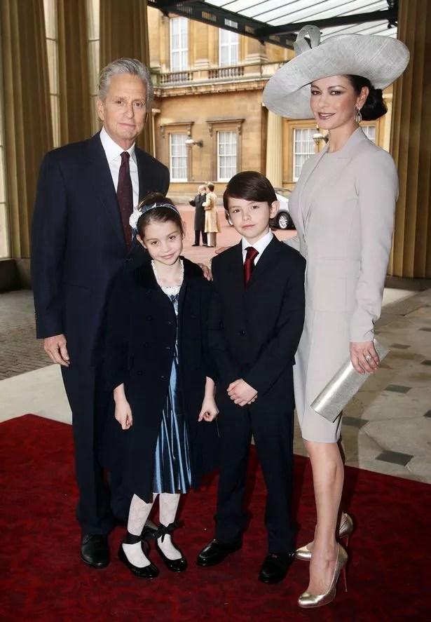 Michael douglas reveals how son suffered anti-semitism