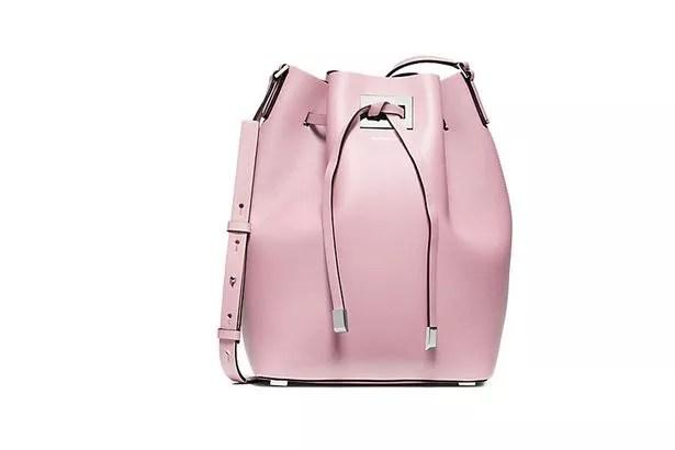 Michael Kors Pink Miranda bag