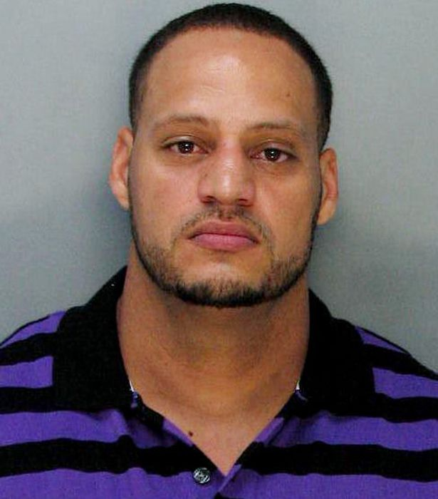 Justin Bieber's ex-bodyguard Hugo Hesny who has been jailed for 45 days after allegedly stealing a paparazzo's camera during a tense confrontation in Atlanta back in February 2014