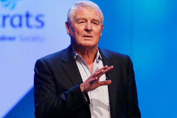 Paddy Ashdown
