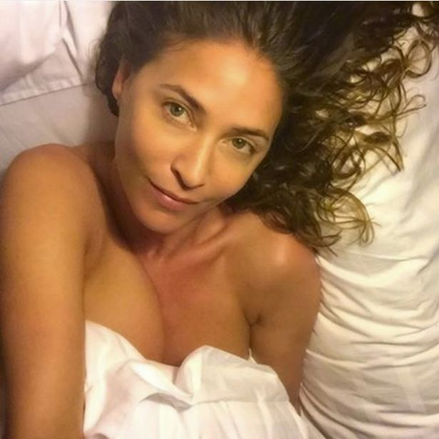 Lisa-Snowden 18+: Lisa Snowdon shares her N*d3 pics on Instagram