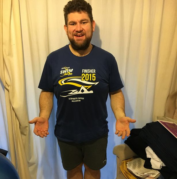 Trevor Router, his wife Val, and son Simon, went from a collective 71 stone down to a much healthier 45 thanks to a high protein diet from MuscleFood.com