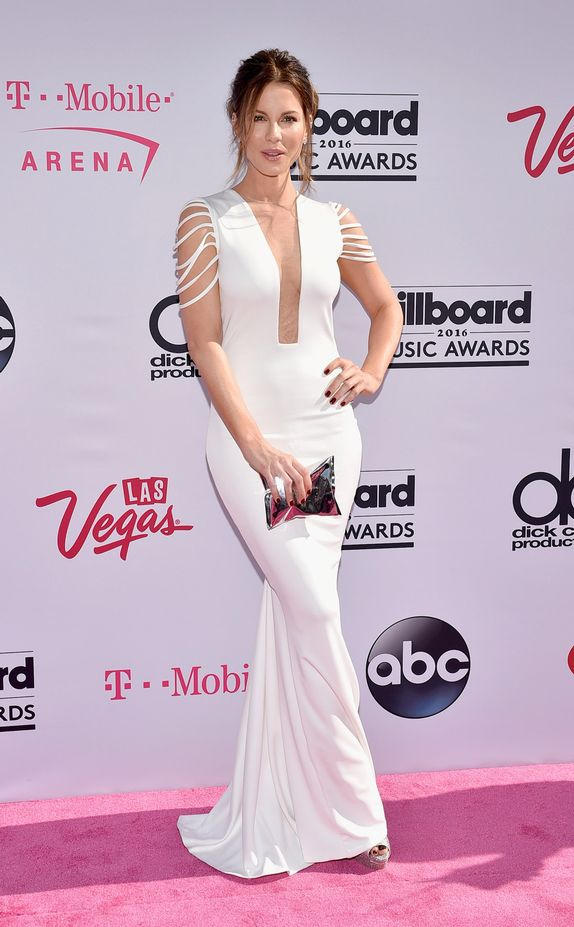 Actress Kate Beckinsale attends the 2016 Billboard Music Awards at T-Mobile Arena on May 22, 2016 in Las Vegas, Nevada