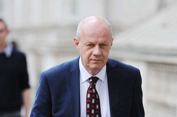 Image result for damian green