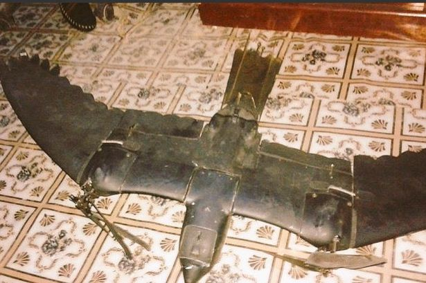 Drone disguised as a bird found crashed in Somalia - how the governments hide their eyes in the sky