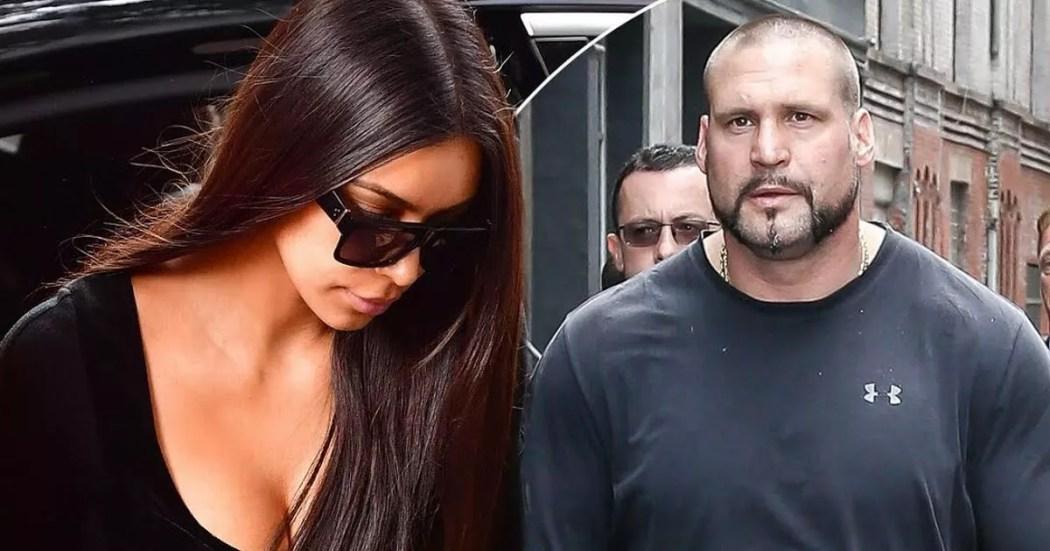 Image result for kim kardashian bodyguard resigns Pascal Duvier