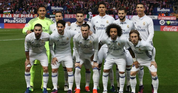 Real Madrid XI: A player-by-player guide to Zinedine ...