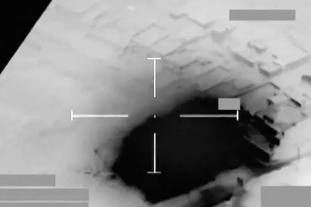 RAF Typhoons bomb a Daesh HQ