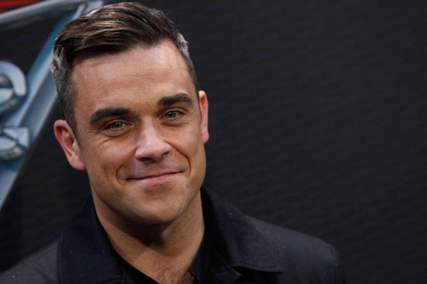 Image result for image of robbie williams