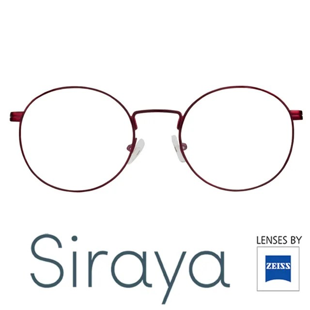 【Siraya】『簡約輕量』Siraya 鈦金屬光學眼鏡 PALA