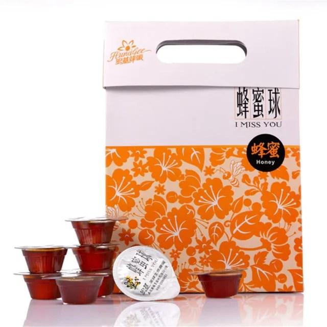 【宏基蜂蜜】蜂蜜球(15g*20入/盒)