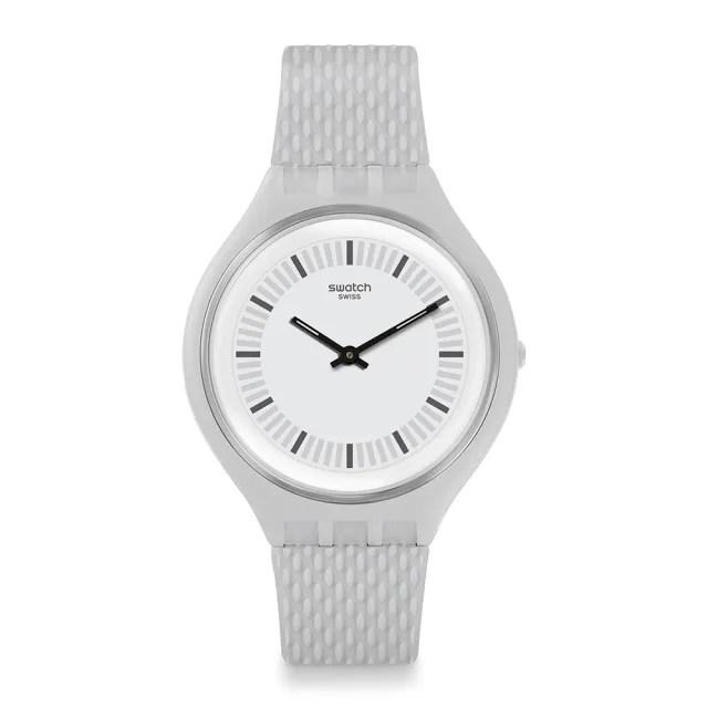 【SWATCH】SKIN超薄系列手錶 SKINSTRUCTUR 超薄印象(40mm)