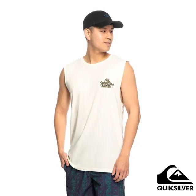 【Quiksilver】男款 男裝 背心 SURF SAFARI MUSCLE(白色)