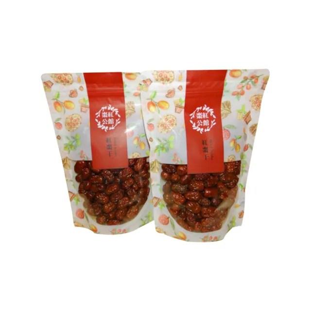 【公館農會】紅棗乾-袋裝-200g-袋(3袋一組)