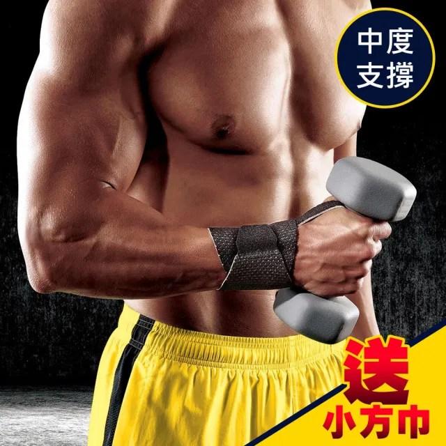 【3M】護多樂/全方位極致型護腕 01036/運動護具(2入《送 攜帶型小方巾》)