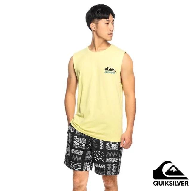 【Quiksilver】男款 男裝 背心 FANTASY BEACH MUSCLE(黃色)