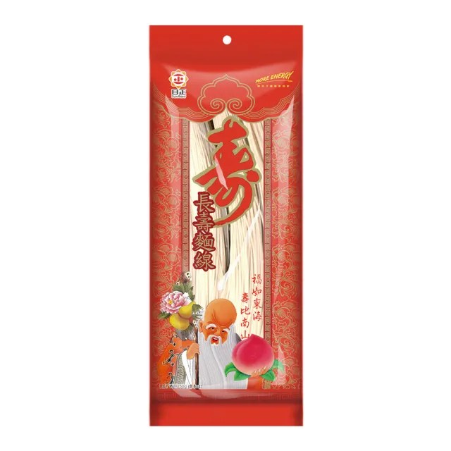 【日正食品】日正食品長壽麵線(250g)