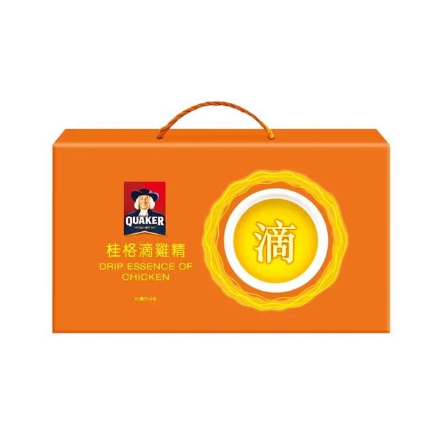 【QUAKER 桂格】滴雞精52ml×9包×24盒