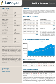 TopSheets - Fund Factsheet Production - Products - Fundpeak