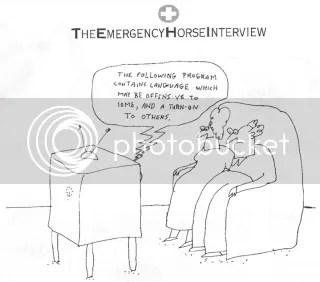emergency_horse john_callahan