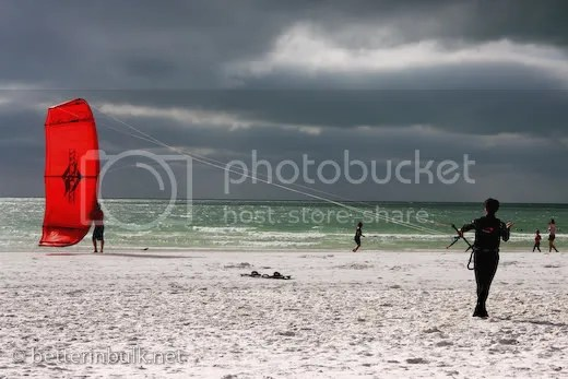 kite surfing siesta keys florida