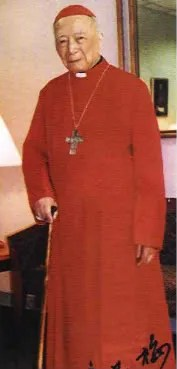 Image result for cardinal kung torture