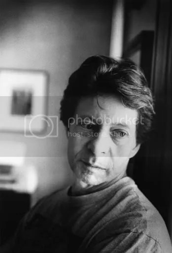 Richard Price photographed by Ralph Gibson