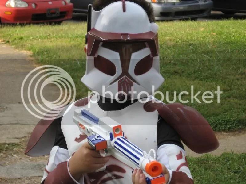 Halloween costume 2008