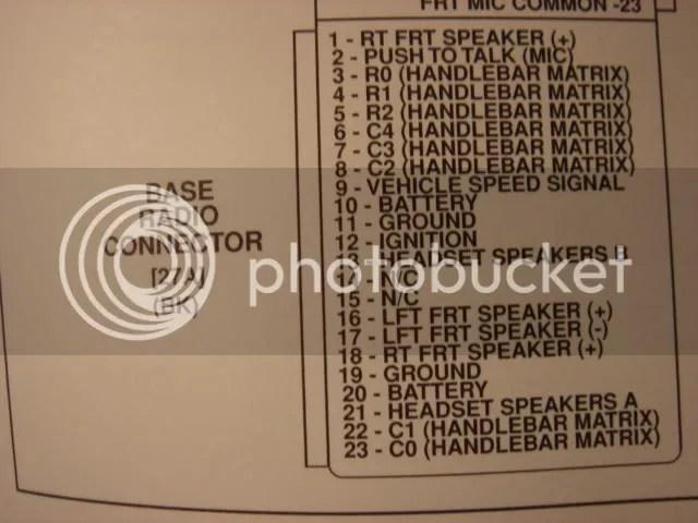Harley Radio Wiring Diagram | hobbiesxstyle on
