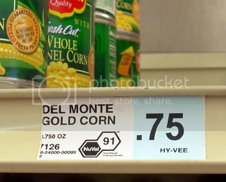 Del Monte Golden Corn - 91, gooooood!