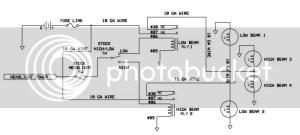 wiring for a race car  Hot Rod Forum : Hotrodders Bulletin Board