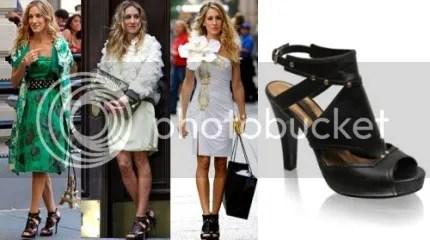 SJP Dior Sandals