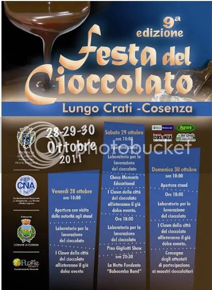 festa del cioccolato 2011