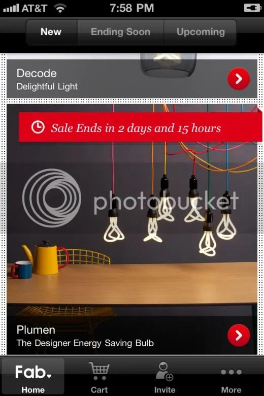 Fab Mobile App