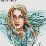 Wind Of Change Digital Cross Stitch Pattern