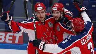 Naumova holds CSKA's goal intact by entering the Western Conference final – Hockey – Sportacentrs.com
