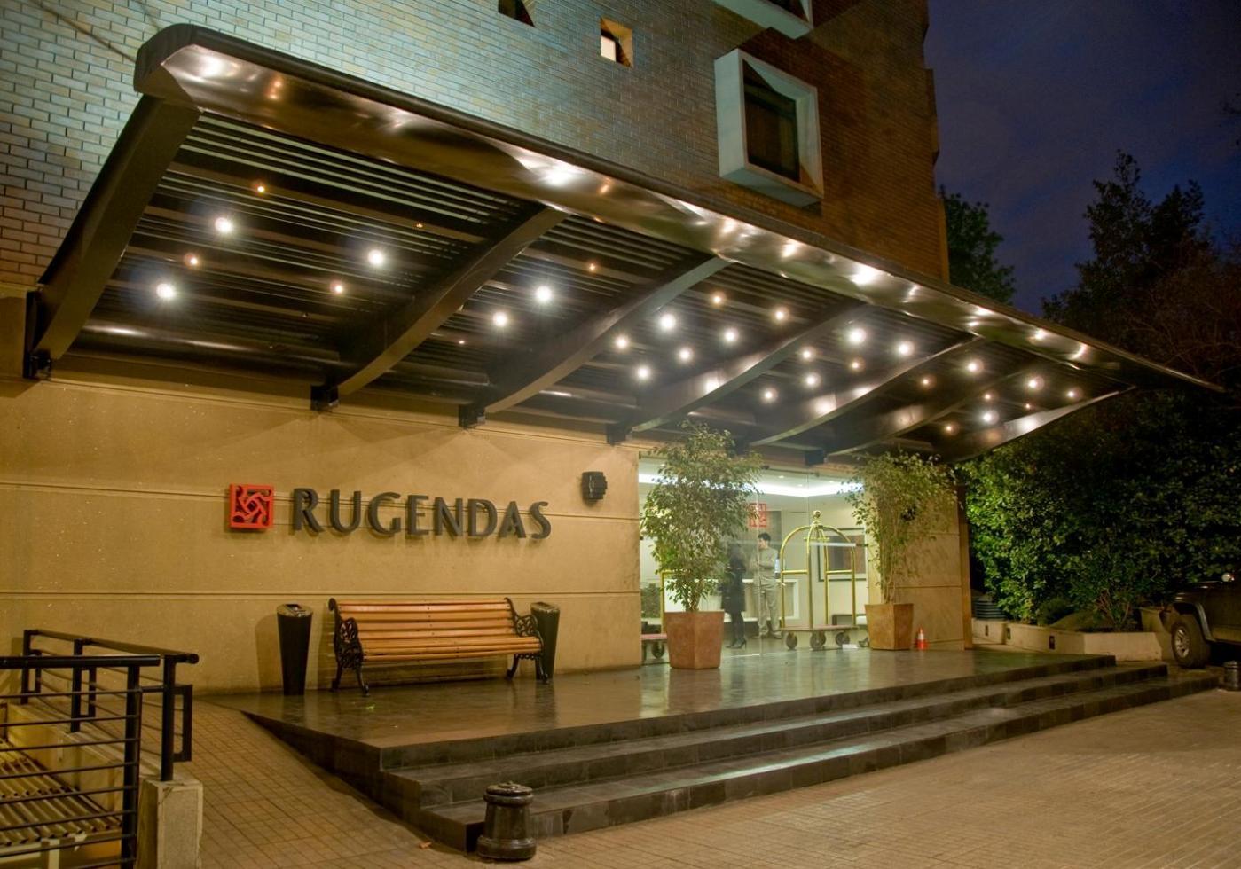 Hotel Rugendas em Santiago - Informação, Tarifas e Reservas