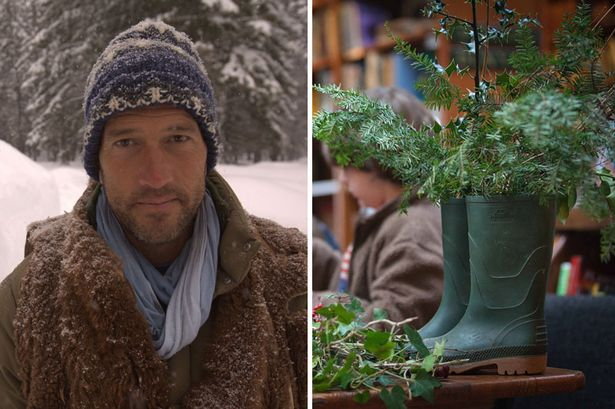 Ben Fogle will be turning on the Christmas lights and is a guest speaker at the winter weekend