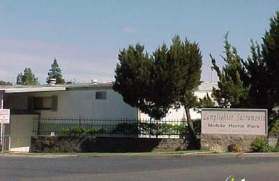 Lamplighter Sacramento Mobile Home Park In North Highlands Ca