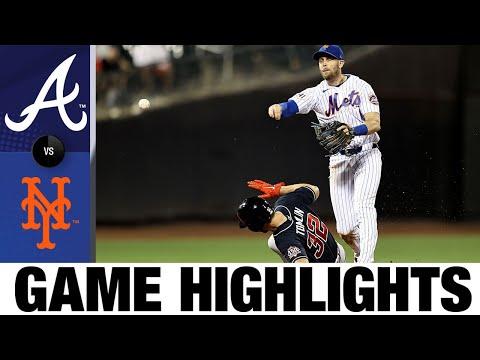 Braves vs. Mets Game Highlights (6/23/21)   MLB Highlights
