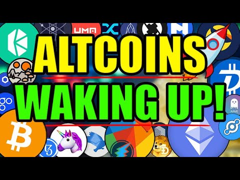 I Am Becoming Increasingly Bullish On Altcoins: HUGE ALTCOIN GAINS ARE COMING! [Crypto News/Opinion]