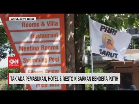 Tak Ada Pemasukan, Hotel & Resto Kibarkan Bendera Putih