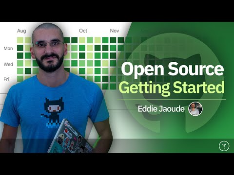 Getting Started With Open Source & GitHub