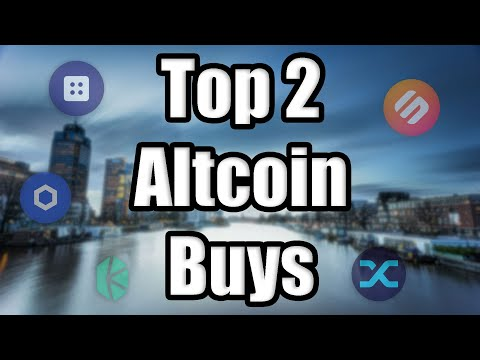 Top 2 Altcoins to Buy in September 2020   Best Cryptocurrency Investments that are SAFE BETS!