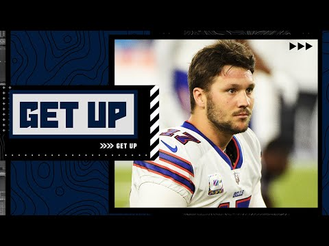 Are the Bills still the AFC's best after losing to the Titans?   Get Up