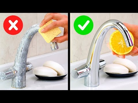 16 CLEANING HACKS YOU WILL BE GRATEFUL FOR